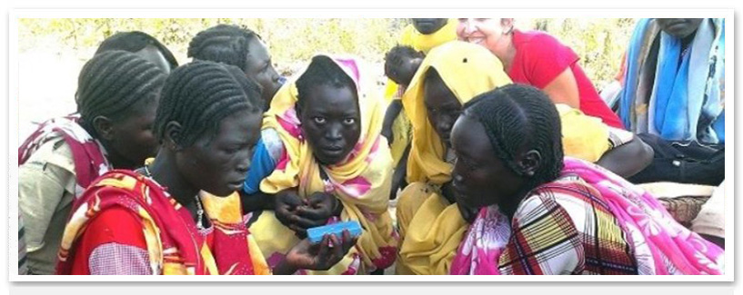 In search of Jesus in a South Sudan Refugee Camp
