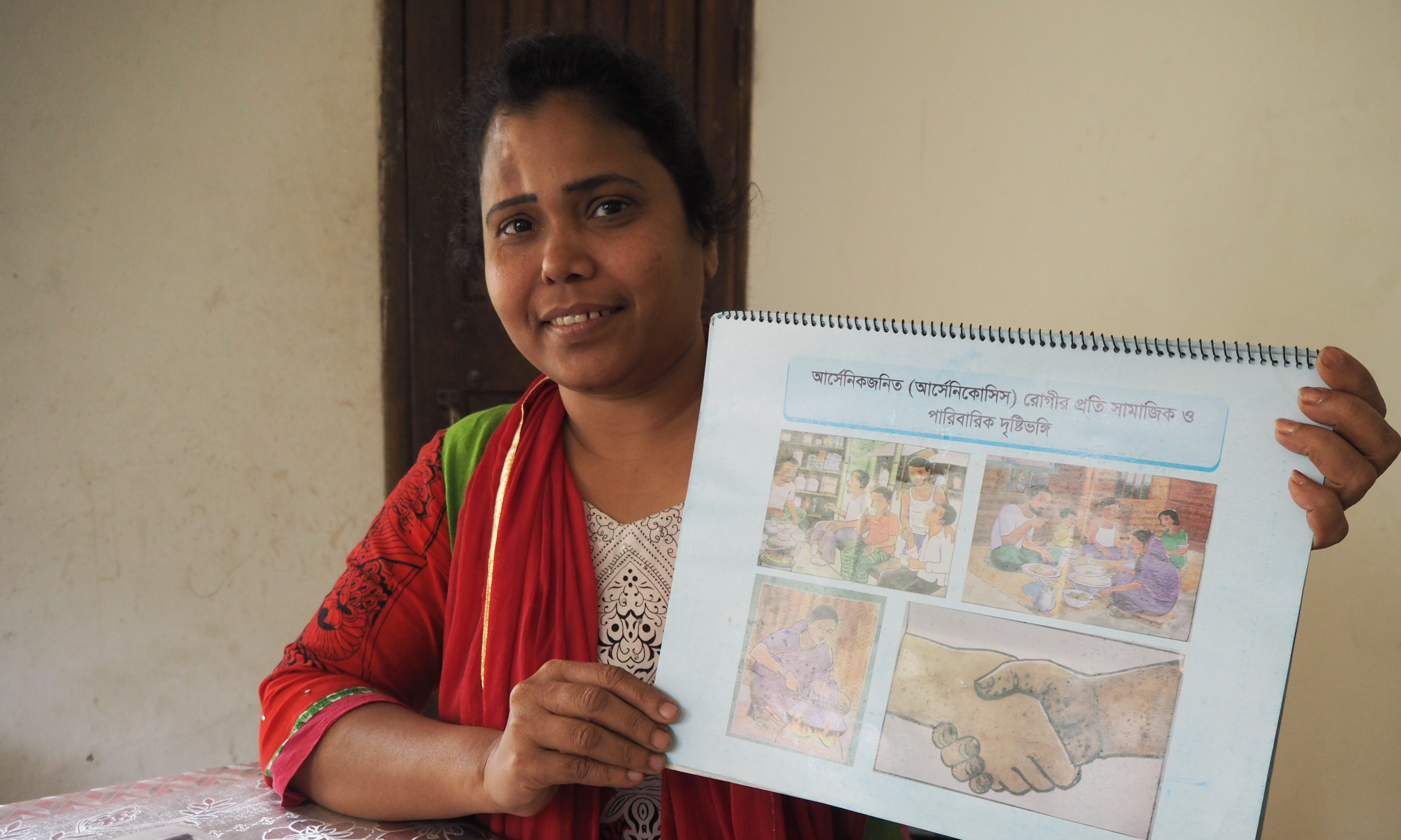 Showing Compassion to Women Affected by Arsenic Poisoning
