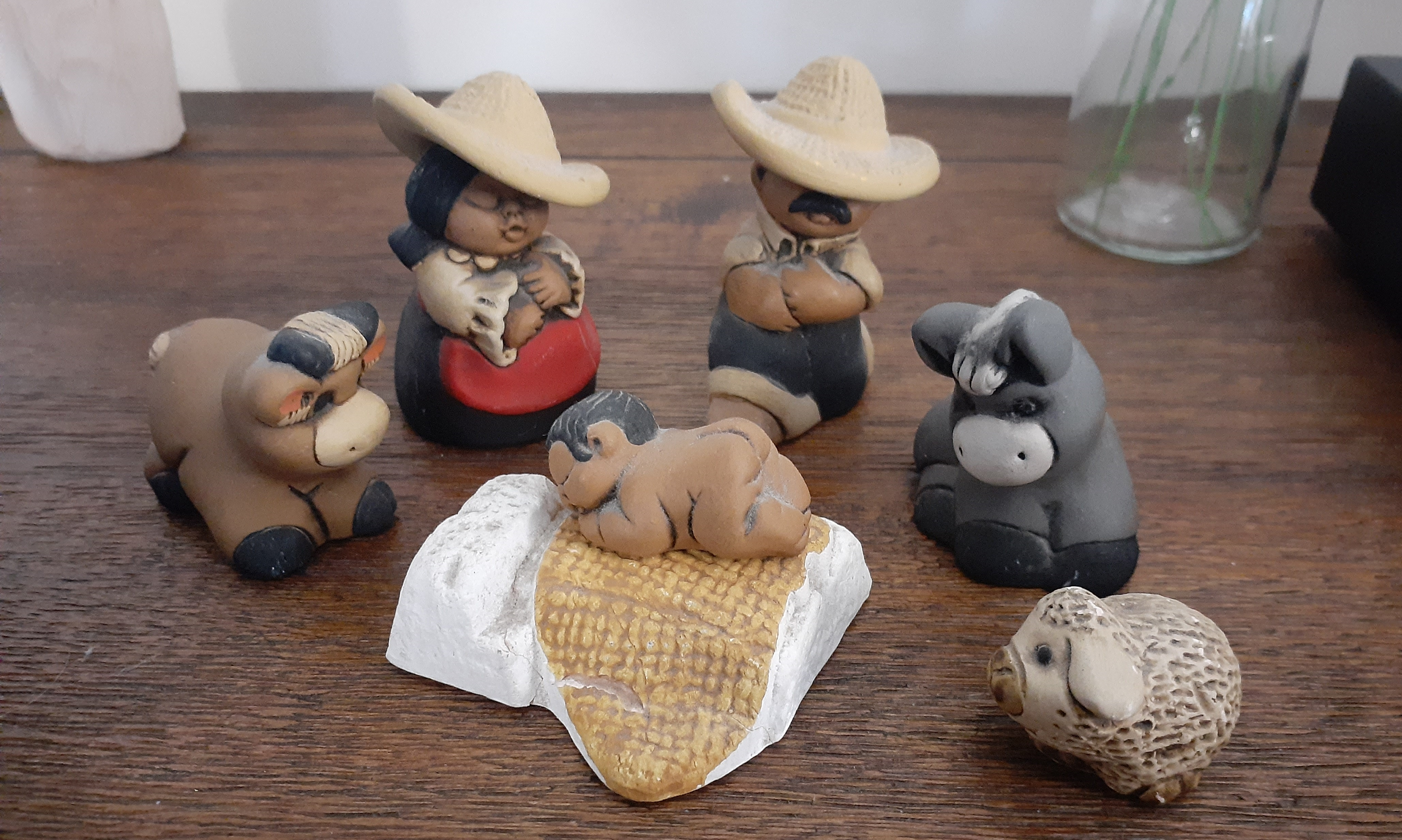 The Peruvian Nativity Scene