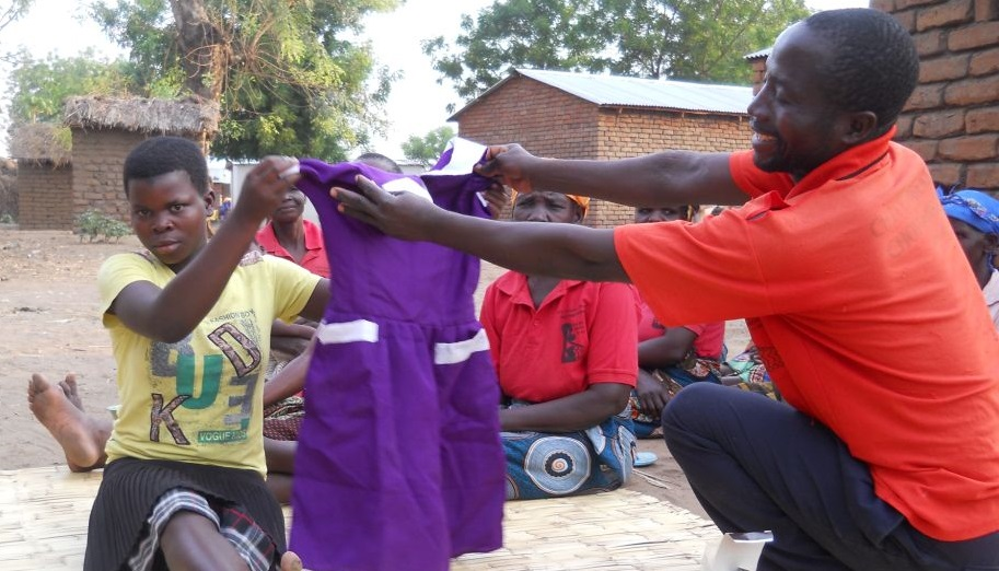 Empowering the Malawian church to show Christ's love